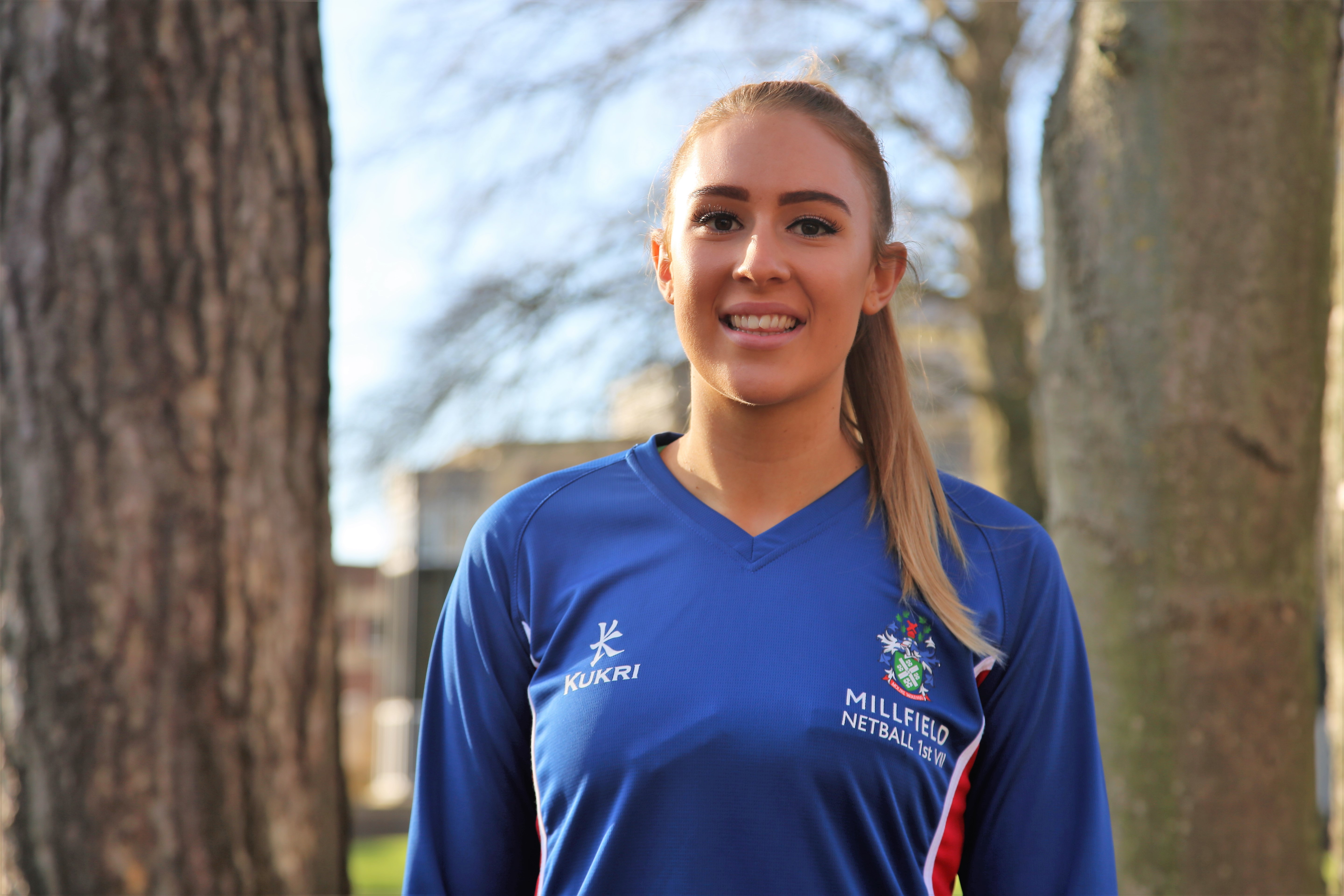 Millfield-Upper-Sixth-pupil-and-Netball-1st-team-Captain-Hannah-Passmore-from-Wells