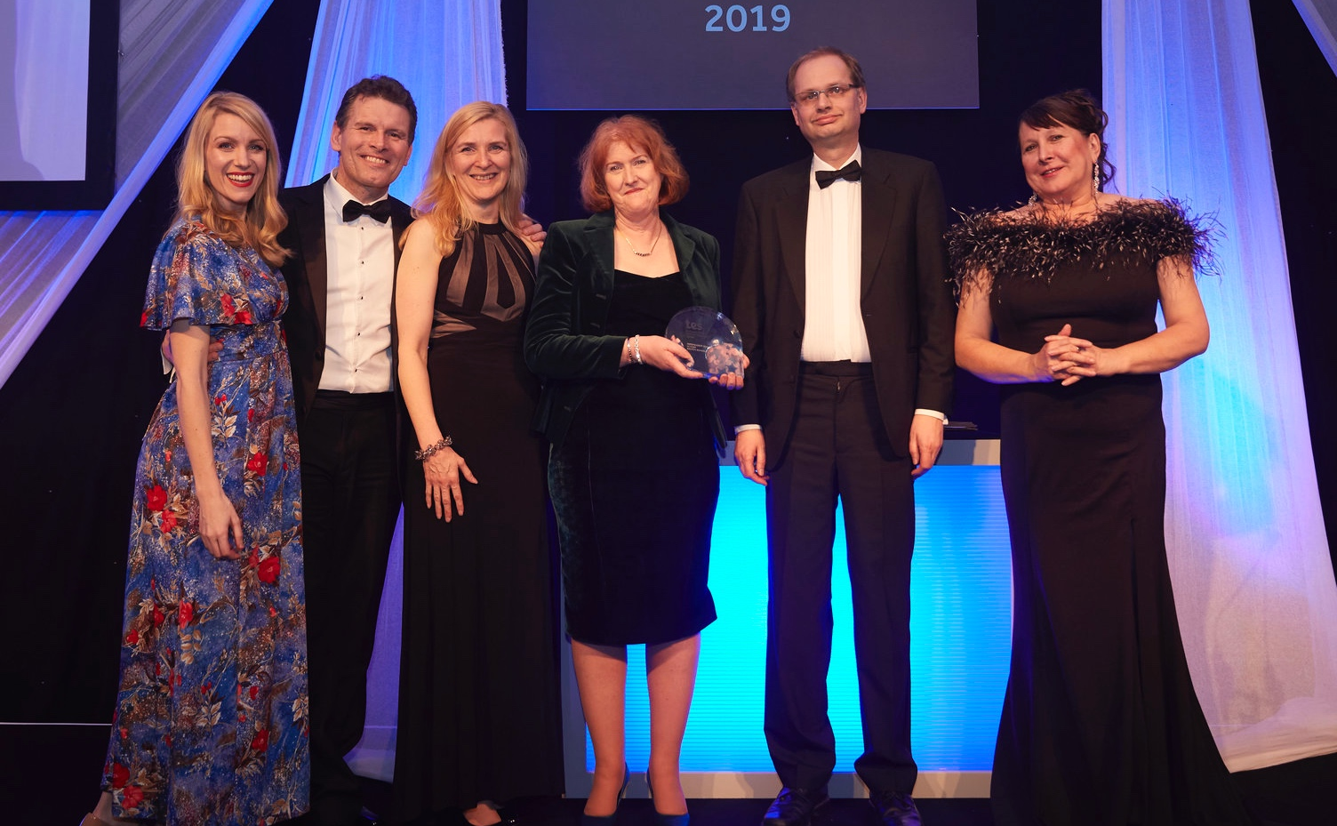 Bolton School wins TES Independent School of the Year