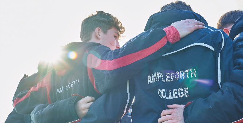 Since 1802, Ampleforth has recruited students of all ability.