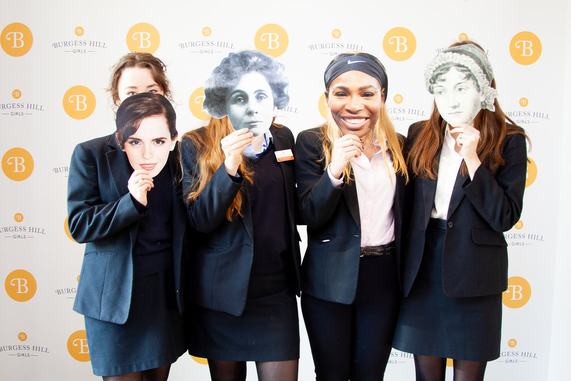 Pupils have voted to rename their school houses in honour of inspirational women