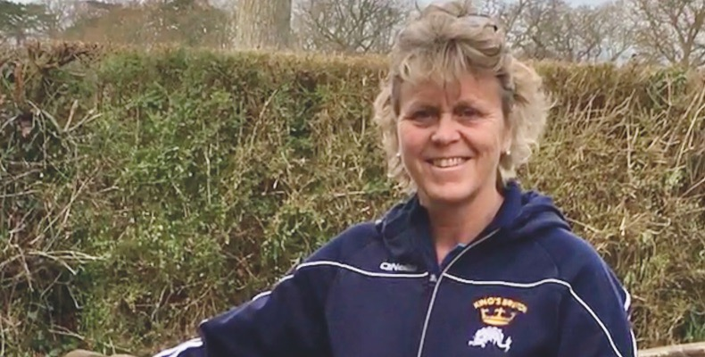 Pip Atkinson-Kennedy is director of sport at King's Bruton