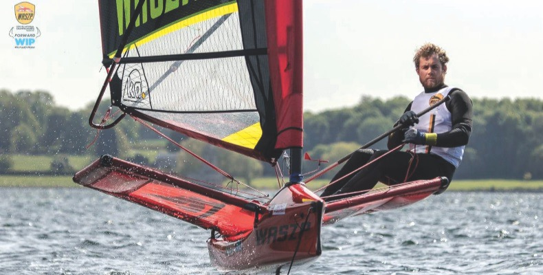 Max Todd, having loved sailing at Rydal and gone on to train on an Olympic programme, as well as compete both at home and internationally, is now the head of the school's sailing department