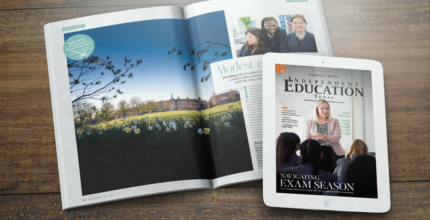 Independent Education Today: May 2019