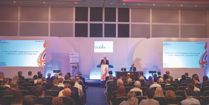 Last year's COBIS conference