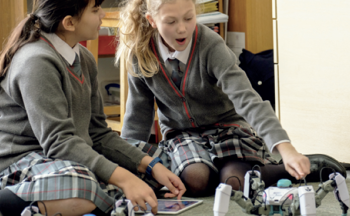ReachEDU offers several applications to help jump-start students' passion for STEM