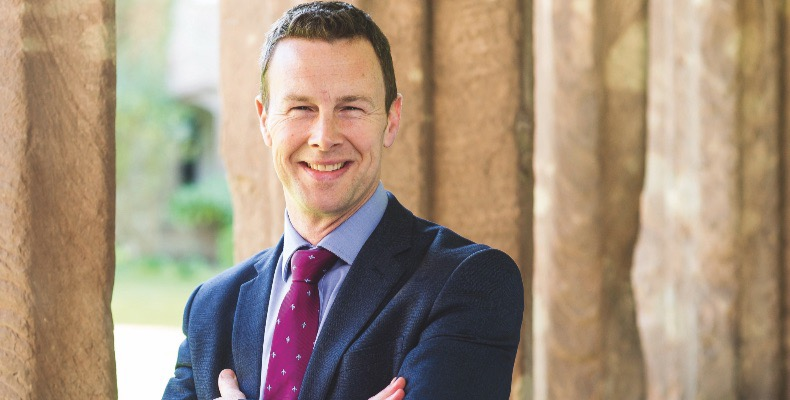 Justin Stanley joins Hymers from Hereford Cathedral School