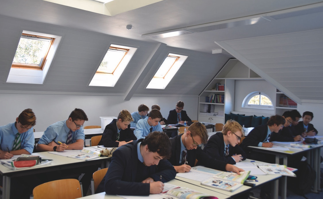 Although revision wheels are in motion by Easter, exam prep is an ongoing process