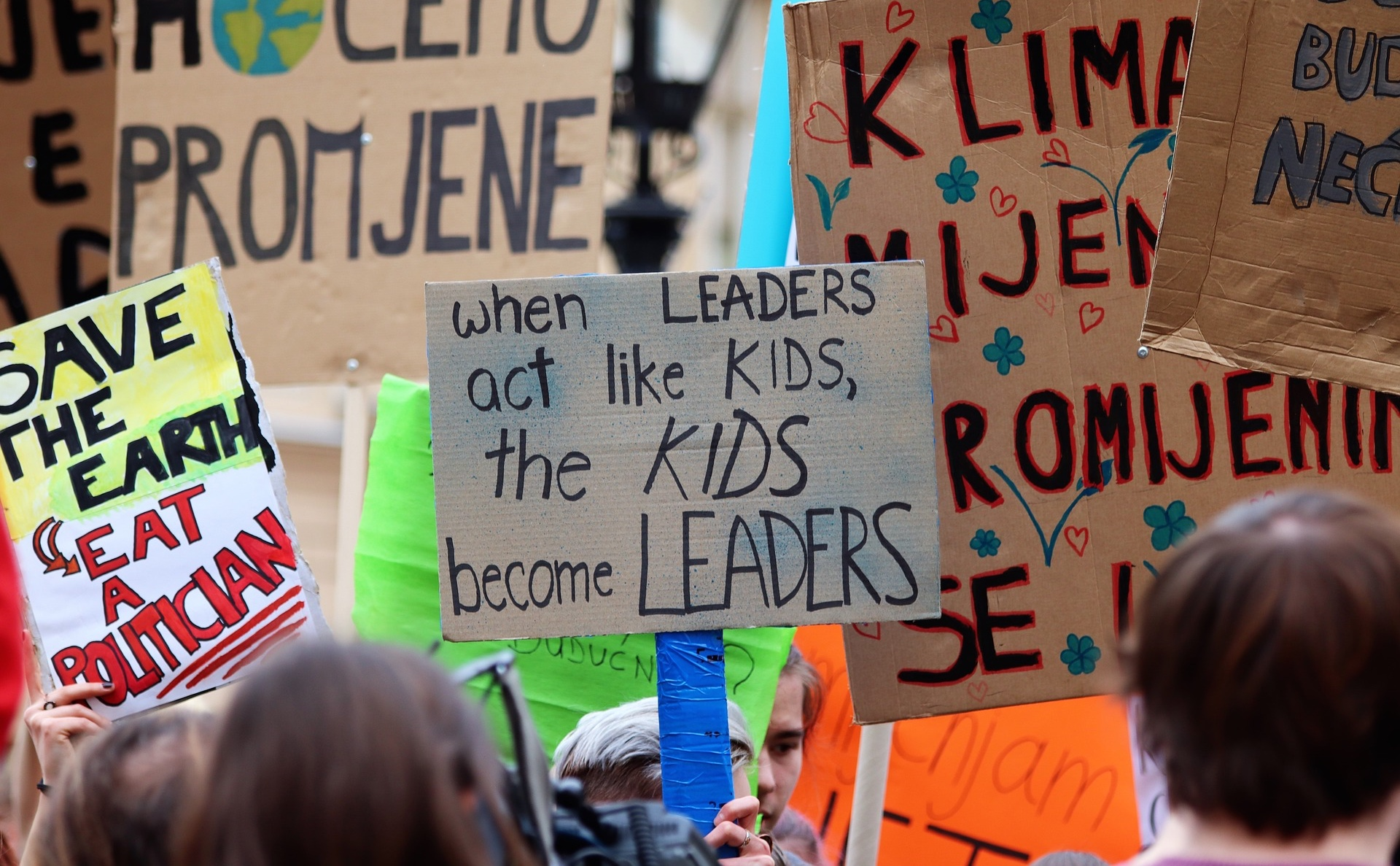 """""""I see no problem with a youngster attending the occasional protest when the issue of climate change is so devastatingly important"""""""
