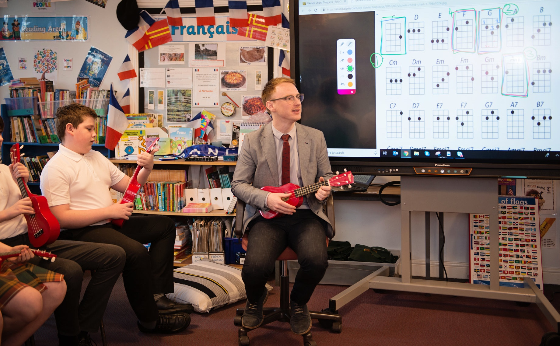 Promethean has launched the #ClassroomStory competition to share treasured teaching memories