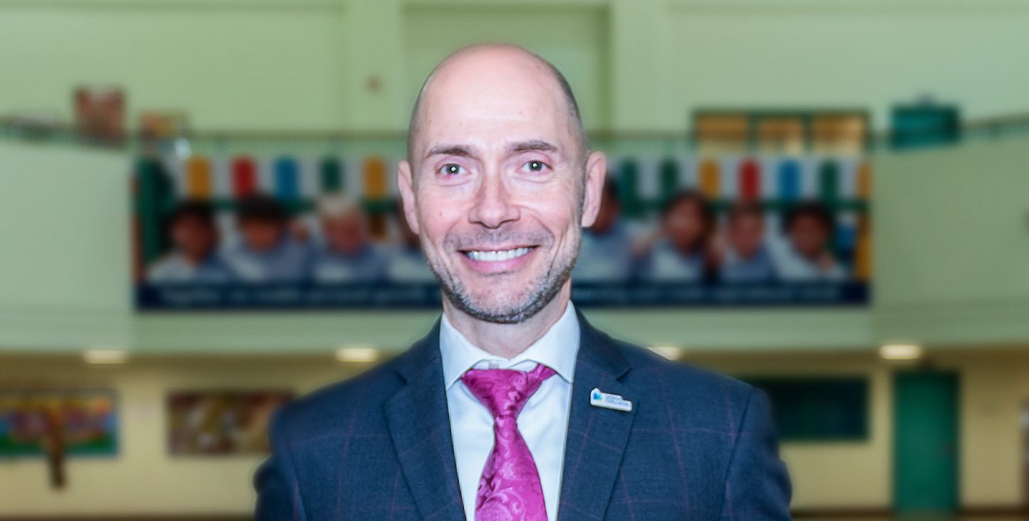 """Doha College principal Dr Steffen Sommer said: """"This will give us a chance to train our teachers and also teachers from other British schools here in Doha."""""""