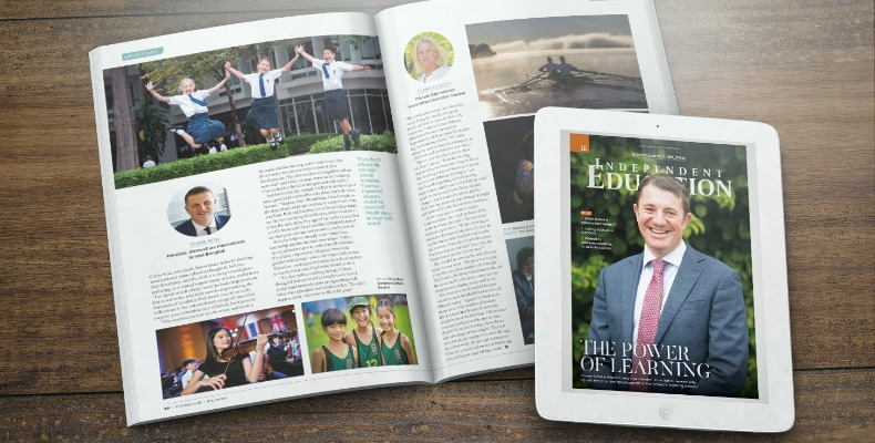 Independent Education Today: July/August 2019