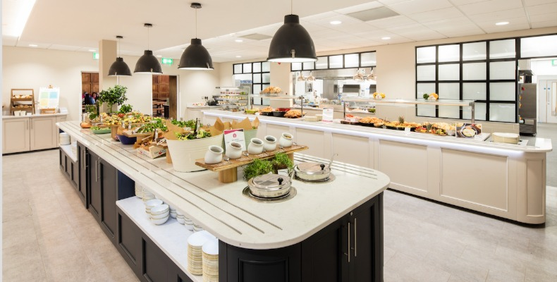 SanusVita has partnered with The Space Group, whose clients include Cheltenham College