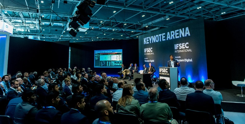 Much of IFSEC's seminar programme focused on the future of security for physical, cyber and converged solutions