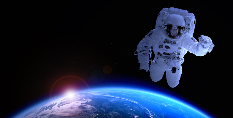 Three-quarters of all nine to eleven-year-olds believed that they would travel into space