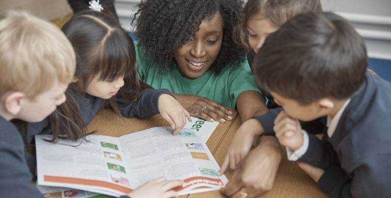 Schools can request an NSPCC visit online