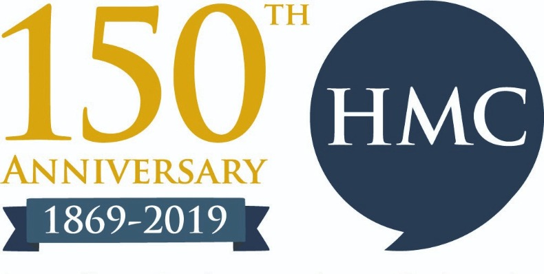 'HMC 150' will be held at the Intercontinental, London, The O2 from 30 September to 3 October 2019