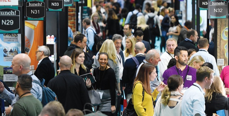 400 exhibitors are confirmed and 7,000 attendees expected