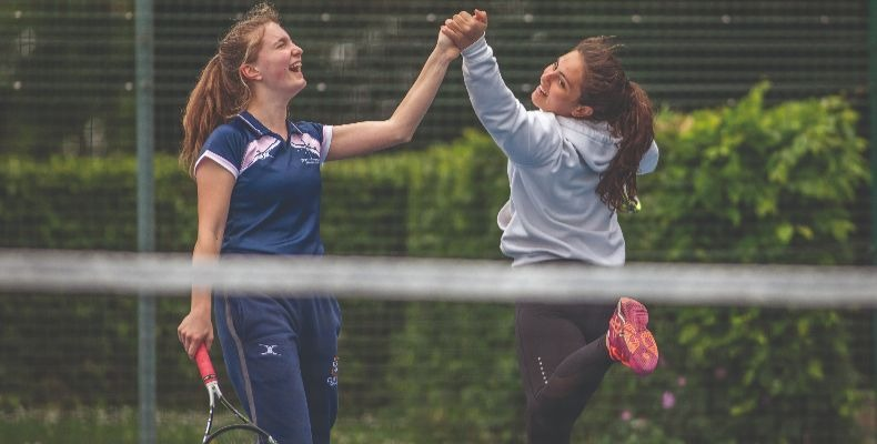 Tennis at Clifton College
