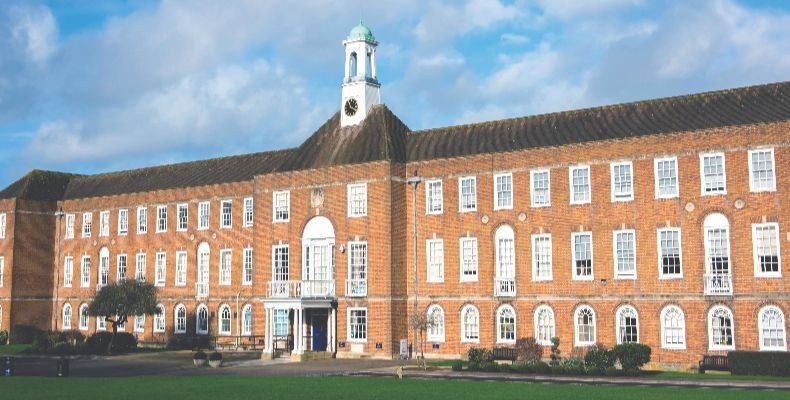 St Swithun's School is located in Winchester