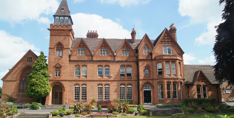 Solihull School, founded in 1560