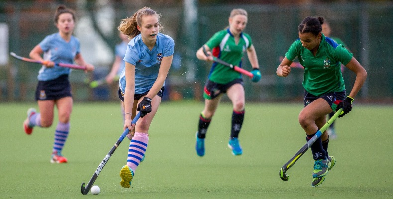 Clifton College hockey competes in the Tier 1 England Hockey pathway across all three age groups
