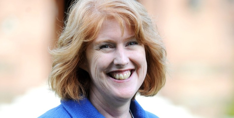 GSA's president for 2019, Sue Hincks, who is also headmistress of Bolton School girls' division