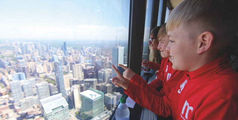 Halsbury Sport offers a range of tours with different sporting experiences