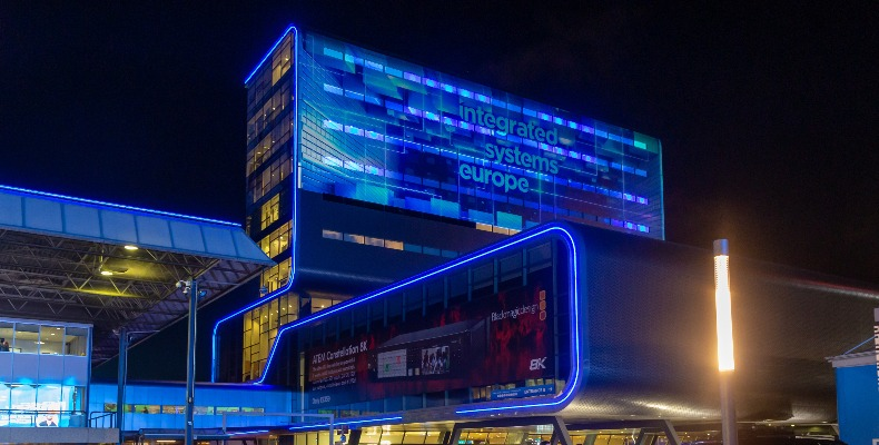 ISE 2020 in Amsterdam