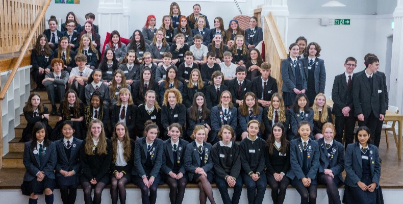 The new year has seen Year 10 children from across Brighton head to Roedean on Wednesday evenings