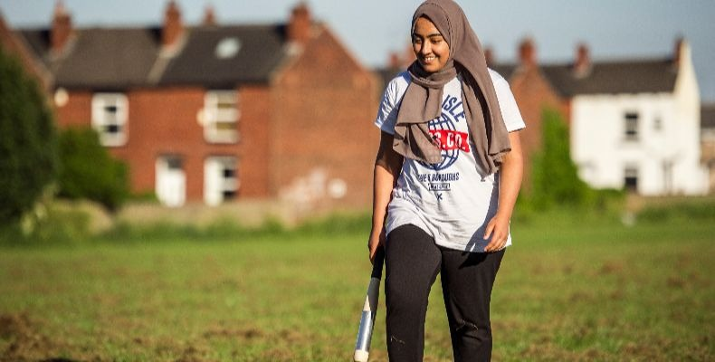 Participation in sport for females from South Asian backgrounds is as low as 21%, according to Sport England