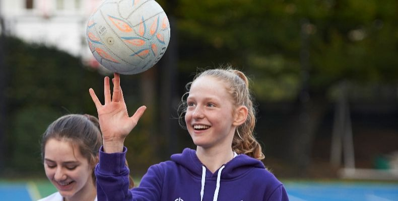 Traditional sports like netball are as strong as ever, says Longstaff
