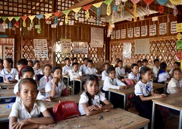 Bryanston School charity project supports new schools in Cambodia and Myanmar