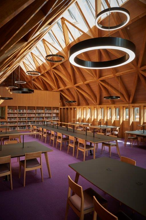 St Edward's School in Oxford opens world-class academic facilities