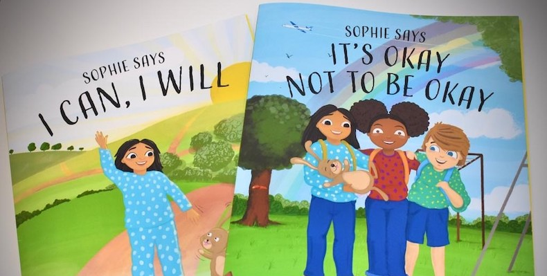Esther Marshall is the author of the 'The Sophie Says' children's books series