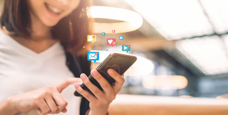 Social media marketing in its most effective, data-driven format is still emerging within the schools sector (Image: freepik)