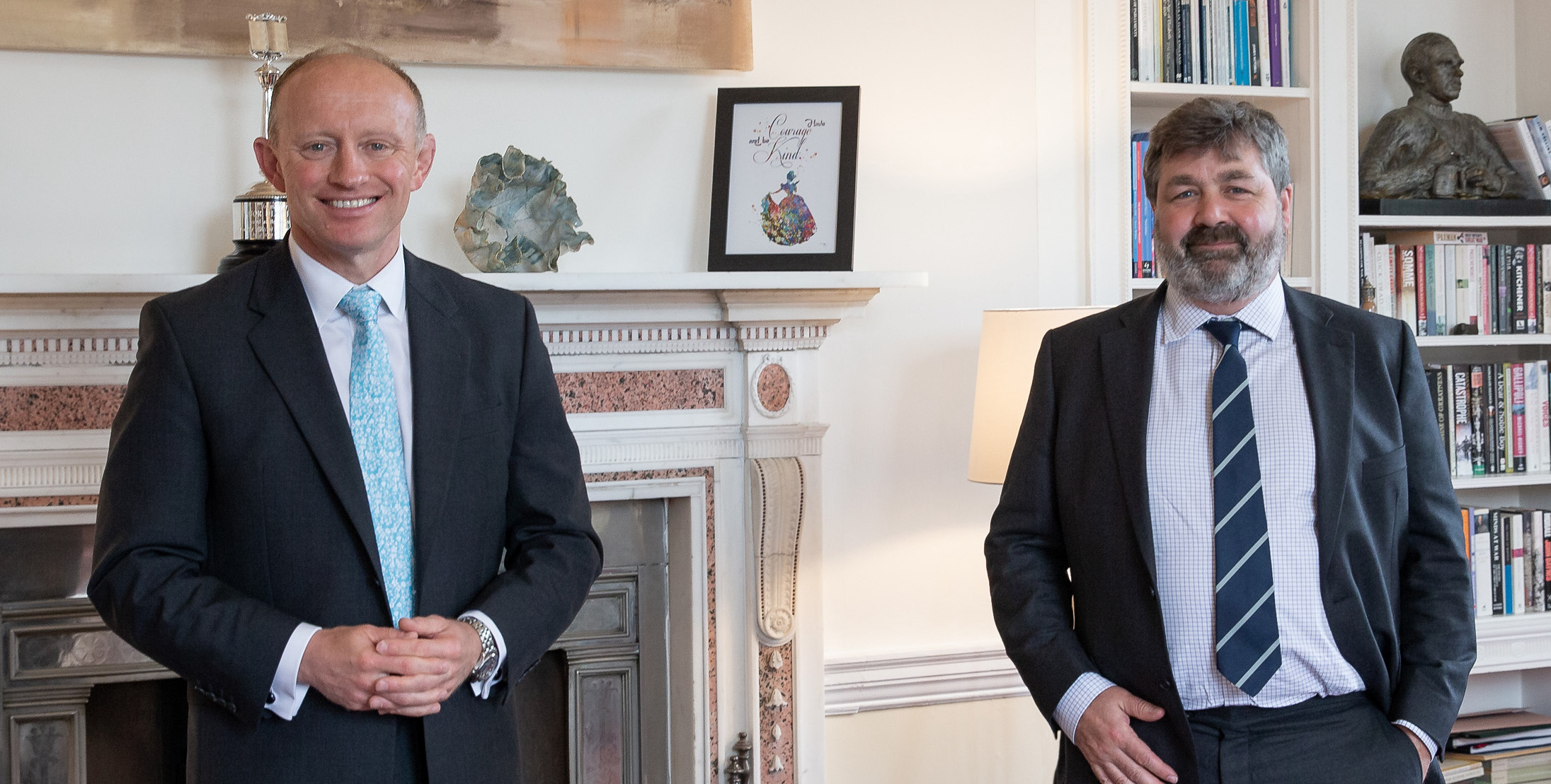 Bryanston and Knighton House agree terms of merger