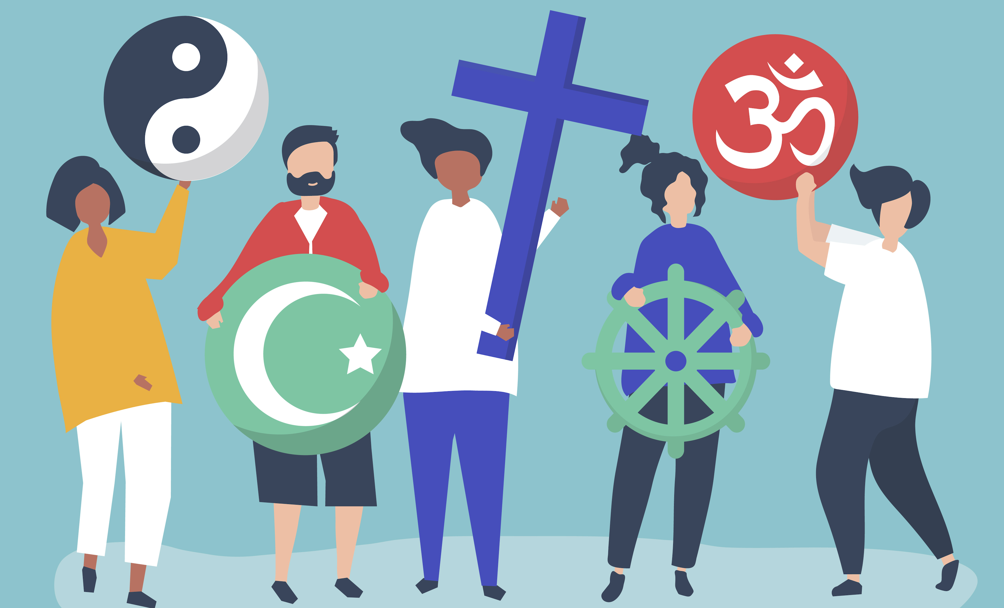 New religious studies strategy needed in schools, campaign argues